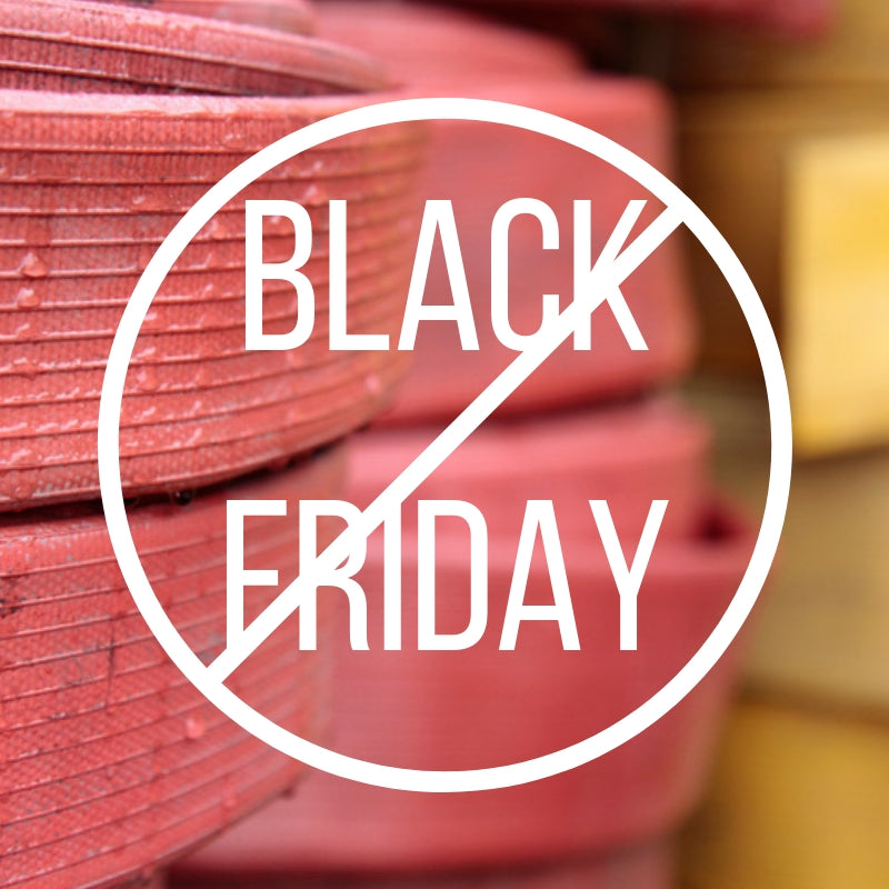Why Elvis & Kresse Never Do Sales - Say No To Black Friday