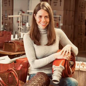 An Interview with Burberry - Kresse Wesling of Elvis & Kresse
