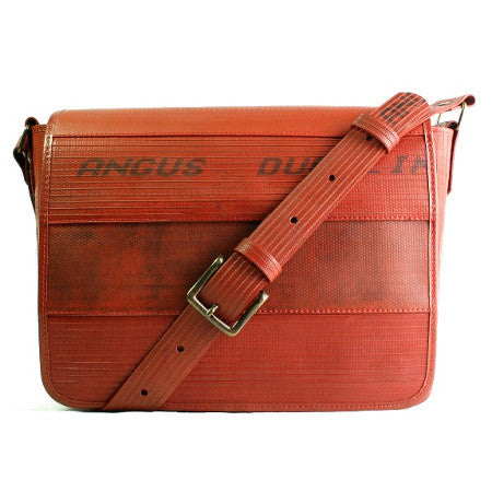 The Elvis & Kresse Messenger bag is improved