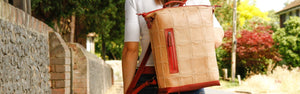 Reclaimed Leather Bags and Accessories - The Elvis & Kresse Fire & Hide Collection