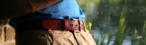 Luxury Vegan Friendly Belt - Elvis & Kresse