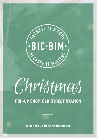 BICBIM - Elvis & Kresse Christmas Pop-Up