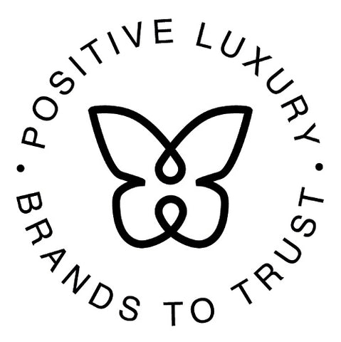 Elvis & Kresse_Postive Luxury Butterfly Mark