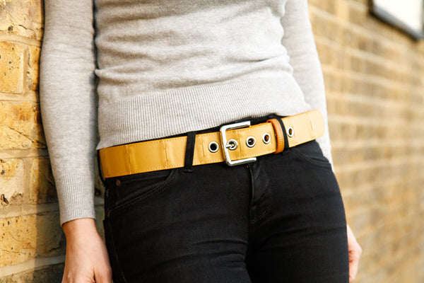 Elvis & Kresse Fire & Hide Belt