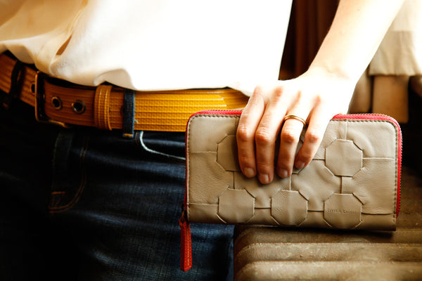 Fire & Hide Purse by Elvis & Kresse