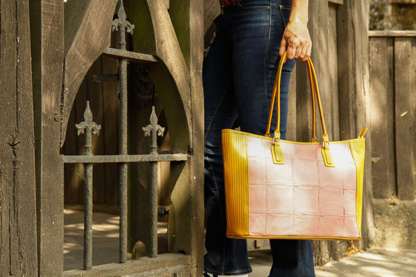 Elvis & Kresse Classic Tote Bag - Fire & Hide