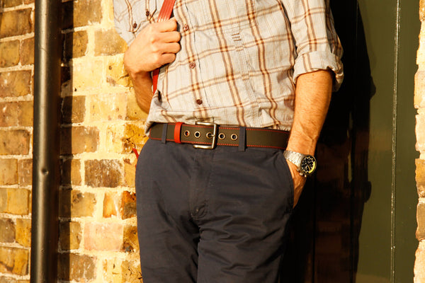 Print Room Belt by Elvis & Kresse