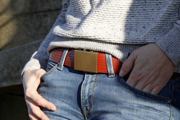 Elvis & Kresse Slider belt