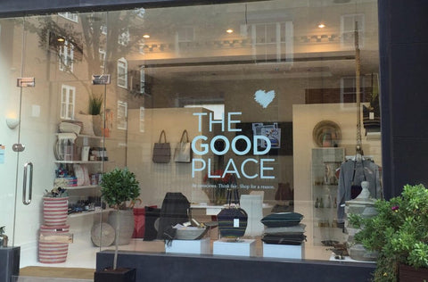 Elvis & Kresse Pop-up at The Good Place Chelsea, London
