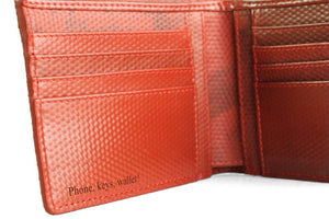Fire & Hide Wallet - Elvis & Kresse