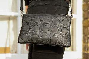 Limited Edition Black Clutch Bag - Elvis & Kresse