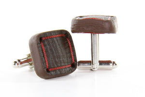 Elvis & Kresse - sustainable fashion cufflinks