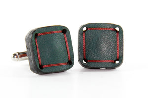 Elvis & Kresse Fire & Hide Torpedo cufflinks