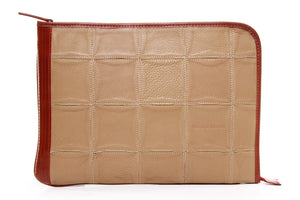 Elvis & Kresse Fire & Hide Folio / Laptop case