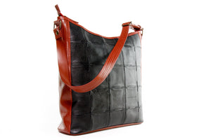 Elvis & Kresse Fire & Hide Tooley Tote