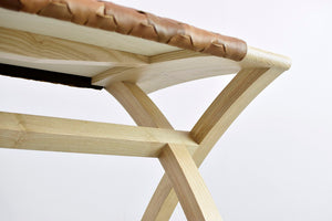 Beam Bench - Ash - Elvis & Kresse