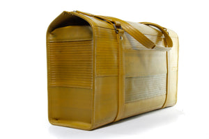 Decommissioned Fire-hose Bag - Sustainable Luxury