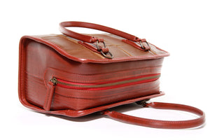 Fire & Hide Post Bag by Elvis & Kresse
