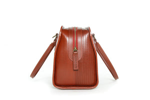 Post Bag by Elvis & Kresse - Red