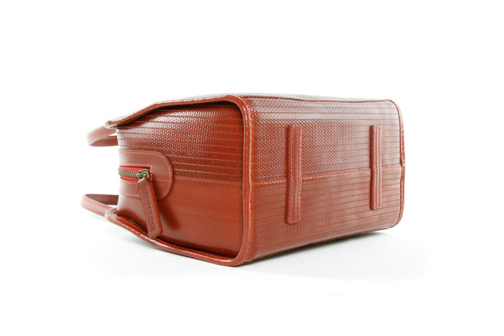 693b6adbf4c Recycled Fire-hose - Sustainable Luxury | Handmade | Ethical - Elvis ...