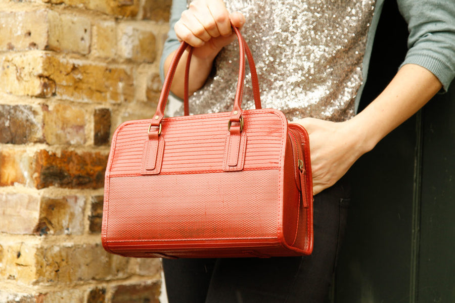 The Elvis & Kresse Post Bag - Sustainable Luxury