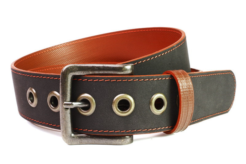 Elvis & Kresse Print Room Belt