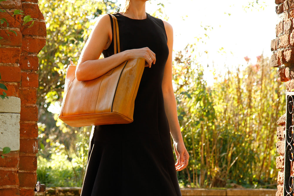 Sustainable and Ethical Luxury - Elvis   Kresse - Designer Accessories d73a8023cac