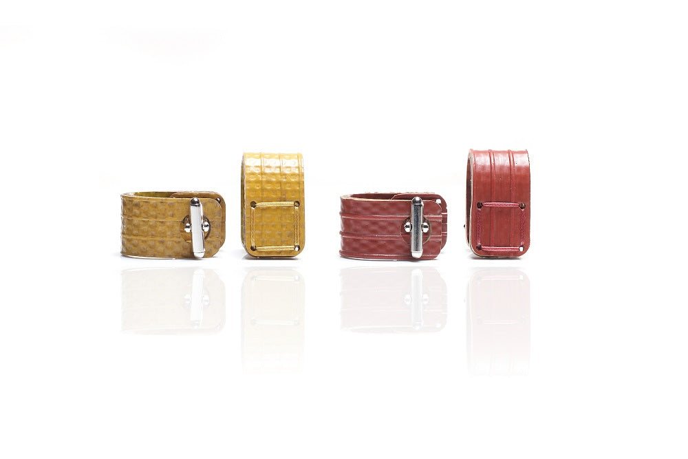 Wrap-Around Cufflinks - Elvis & Kresse