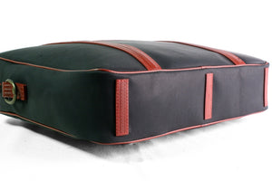 Business Bags by Elvis & Kresse, made from reclaimed materials