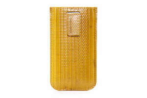 Elvis & Kresse iPhone case - Yellow