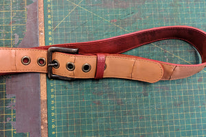 Sustainable Leather Belt - Elvis & Kresse