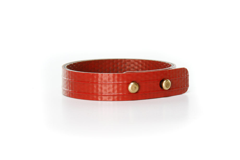 Elvis & Kresse Fire-hose Wrist Band