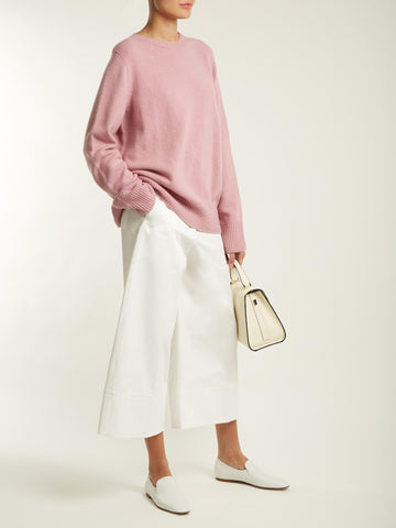 THE ROW Sibel wool and cashmere-blend sweater £820