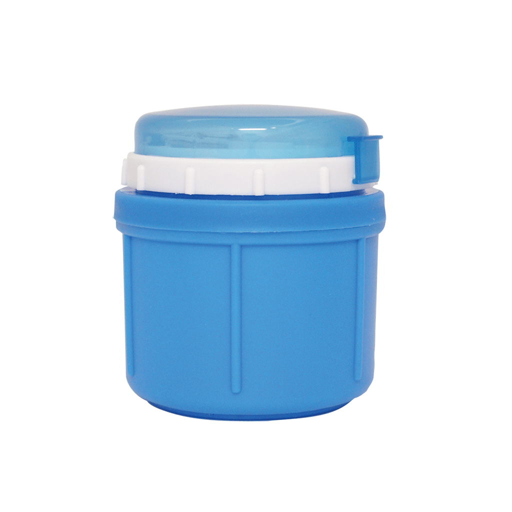 Photo of 10FJB 10 Ounce Insulated Best Berry Blue Food Jar