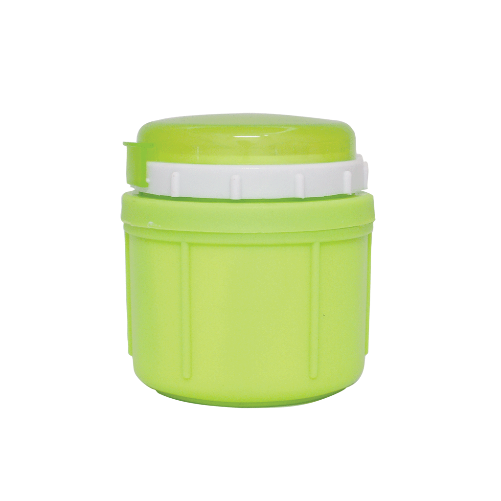 10FJG 10 Ounce Insulated Leafy Green Food Jar Range Kleen