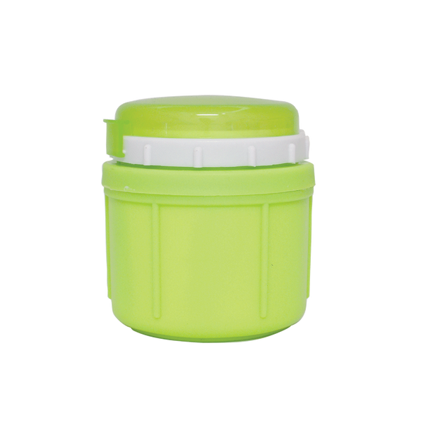 10FJG - 10 ounce Insulated Leafy Green Food Jar