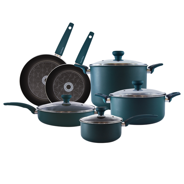 10-piece Taste of Home Cookware Set