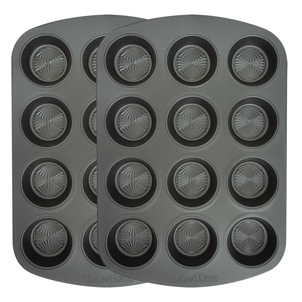 2 piece muffin pan