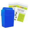 600-02Blue Trap the Grease: Blue Fat Trapper® with 2 Grease Disposable Bags Range Kleen