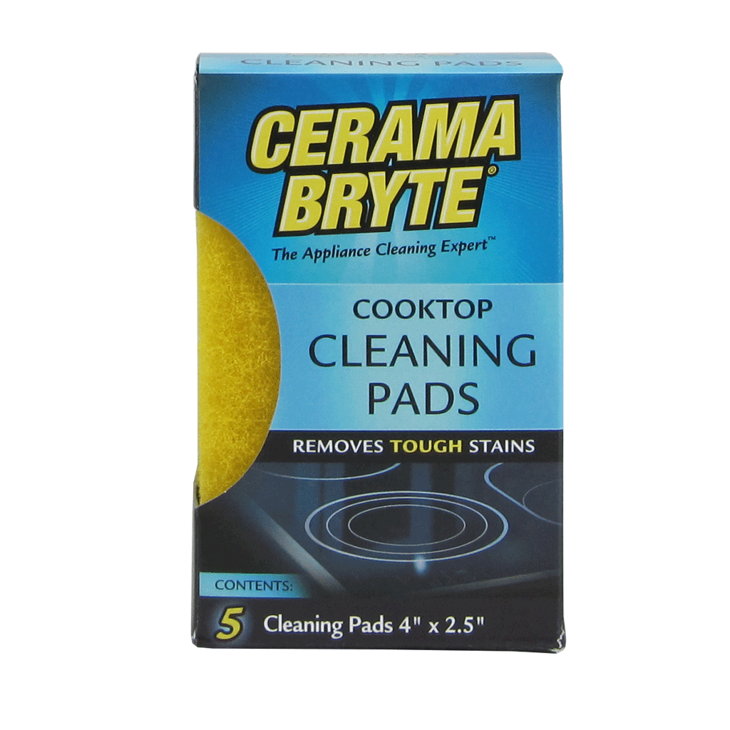 711R CeramaBryte 5 Pack Cleaning Pads