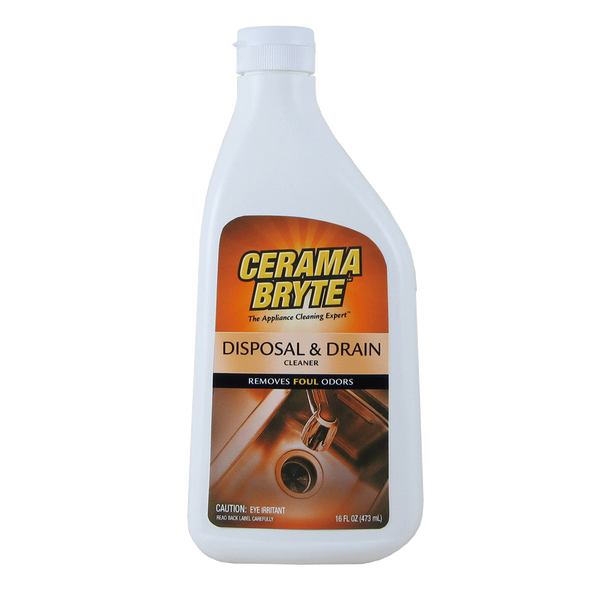 721R CeramaBryte 16 oz. Garbage Disposal Cleaner