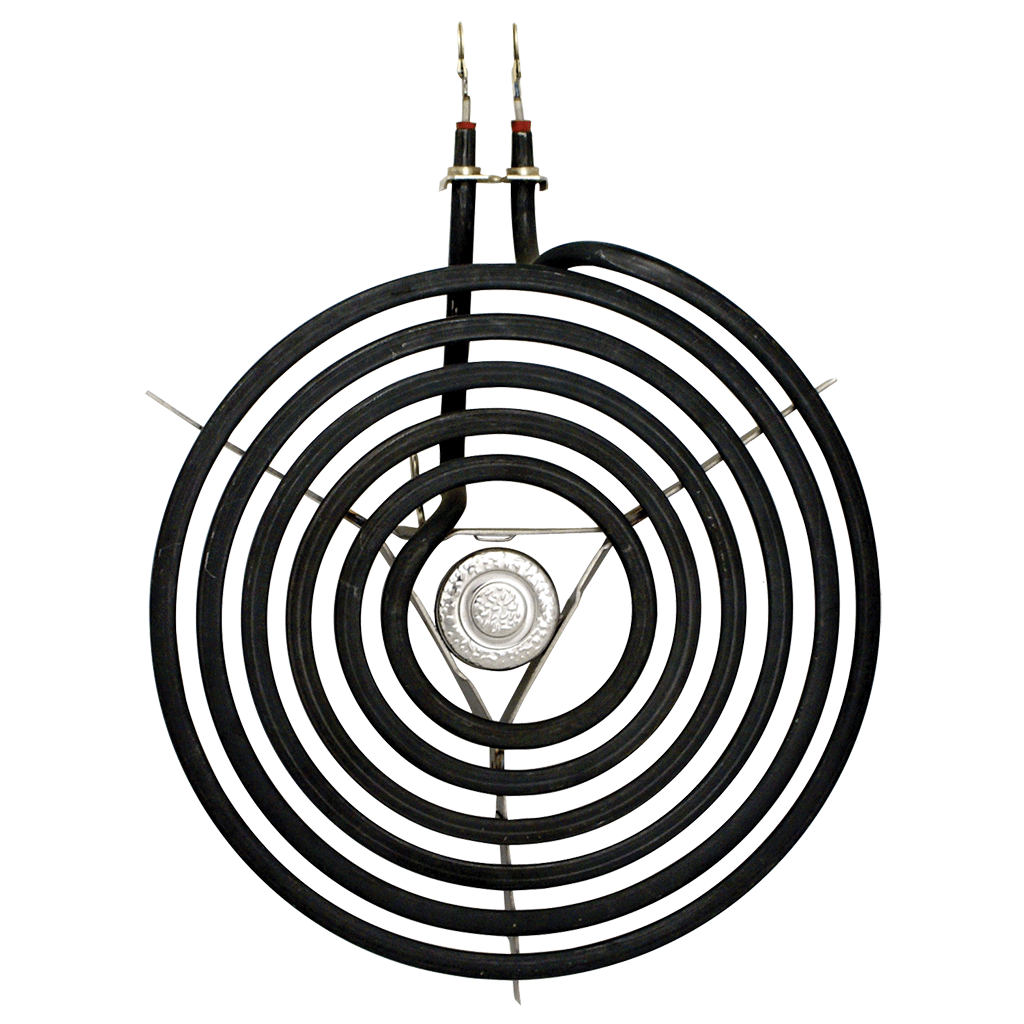 7288 - Style B Large Burner Element, 6 turns - PLUG-IN Electric Ranges
