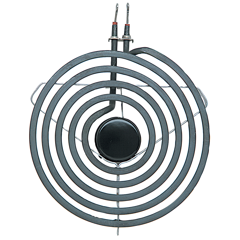 7382 - Style A Large Burner Delta Bracket Element, 5 turns - PLUG-IN Electric Ranges