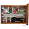 A12026W - 6 Piece Expandable Drawer Organizers
