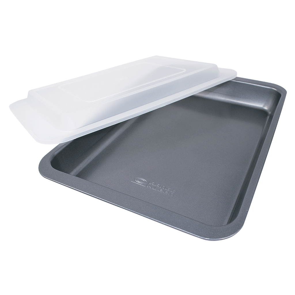 B06cc Non Stick Covered Cake Pan 9x13 Inch