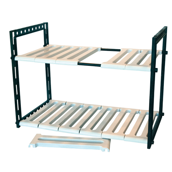 CT2002 - Under Sink Adjustable Storage Shelf
