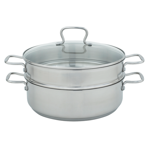 CW7101 - Specialty 12 Inch/7 Qt. Mega Pan with Steamer