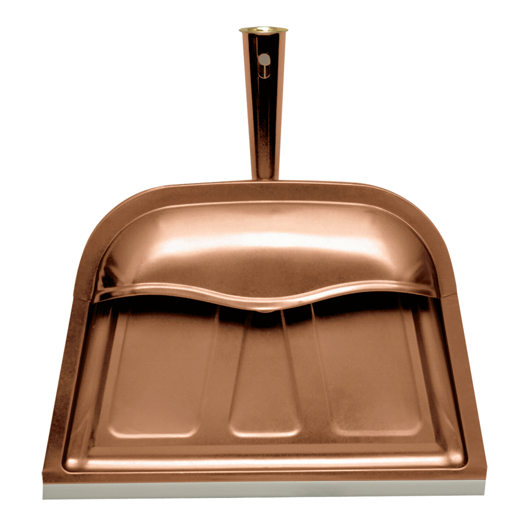 DP1CP - Copper Hooded Dust Pan