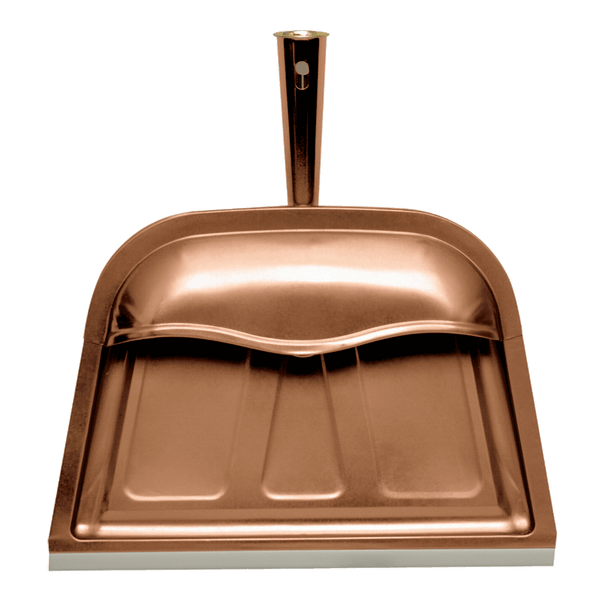 DP1CP Copper Hooded Dust Pan Range Kleen