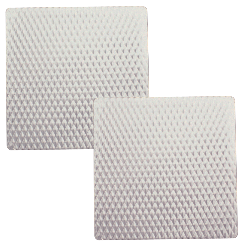 HP77SWR - SilverWave 2 Pack Hot Pad Set
